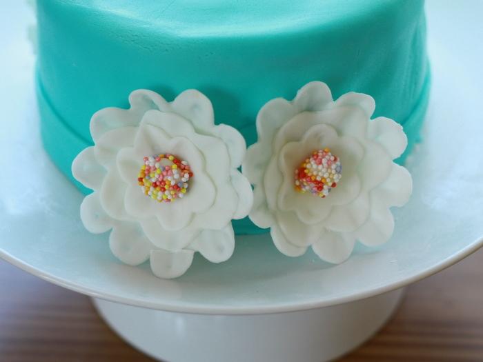 Easy fondant cakes recipe