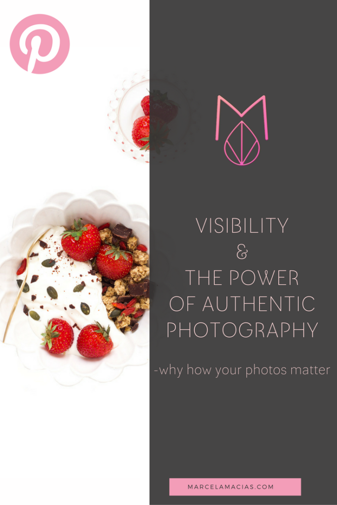 Visibility & Photography